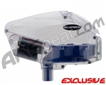 Empire Halo Too SE Paintball Hopper - Diamond Clear