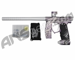 Empire Mini Paintball Marker - Contract Killer Laser Engraved Purple/Silver