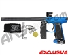Empire Mini GS Paintball Gun - Dust Black/Blue Fade