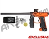 Empire Mini GS Paintball Gun - Dust Black/Orange Fade