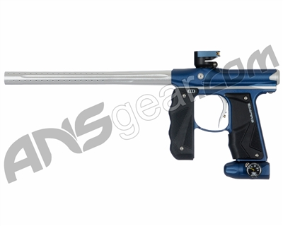 Empire Mini GS Paintball Gun - Dark Blue/Silver