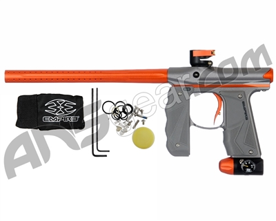 Empire Mini GS Paintball Gun - Grey/Orange