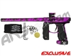 Empire Mini GS Paintball Gun - Polished Acid Wash Purple
