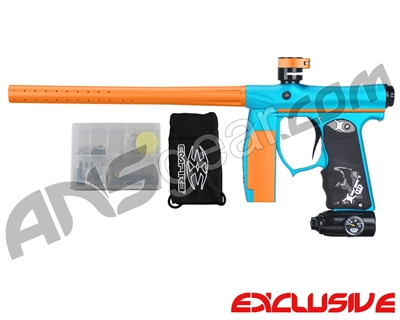 Empire Mini S.E. Paintball Marker - Reverse Dolphin Orange