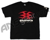 Empire Podium T-Shirt - Black
