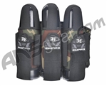 Empire 2009 09 React Pack Paintball Harness - 3+6 - Camo