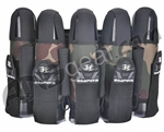 Empire 2009 09 React Pack Paintball Harness - 5+8 - Camo