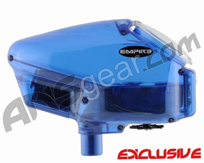 Empire Reloader B2 Paintball Loader - Diamond Blue