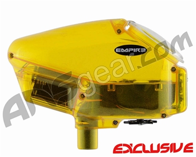 Empire Reloader B2 Paintball Loader - Diamond Yellow