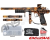 Empire Sniper Pump Gun - Polished Acid Wash Orange