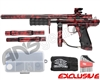 Empire Sniper Pump Gun - Polished Acid Wash Red