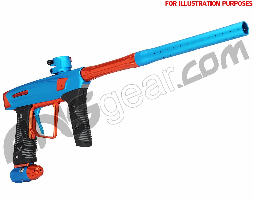 Empire Vanquish 2.0 Paintball Gun - Electric Teal