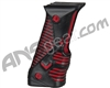 Empire Vanquish V2.0 Grip - Black/Red (72942)