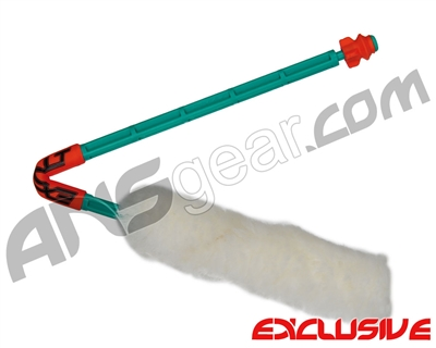 Exalt Paintball Barrel Maid Swab - Dolphin Orange