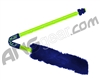 Exalt Paintball Barrel Maid Swab - Lime/Blue