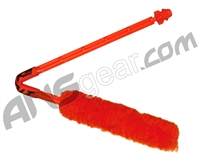 Exalt Paintball Barrel Maid Swab - Solid Orange