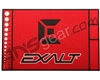 Exalt HD Rubber Paintball Tech Mat - Fire Red