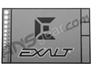 Exalt HD Rubber Paintball Tech Mat - Ghost Grey