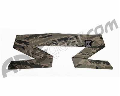 Exalt Camouflage Headband - Tiger Digital