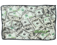 Exalt Microfiber Player Goggle Cloth - Cash Money