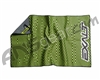Exalt Microfiber Zig Zag Team Goggle Cloth - Lime