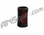Exalt Regulator Cover - Black/Red