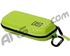 Exalt Carbon Sunglasses Case - Lime