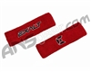 Exalt Paintball Sweatband - Red/Black