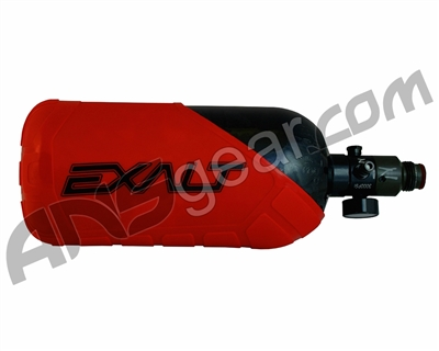Exalt 48CI Tank Cover - Red
