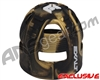 Exalt 2011 Tank Grip - Black/Gold/White Swirl