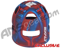 Exalt 2011 Tank Grip - Blue/Red Swirl
