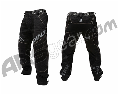 Exalt 2014 Thrasher V3 Paintball Pants - Black/Grey