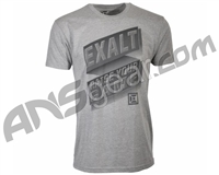Exalt Banner Paintball T-Shirt - Grey