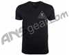 Exalt Delta Paintball T-Shirt - Black
