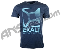 Exalt Knockout Paintball T-Shirt - Blue