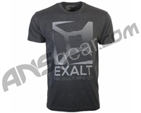 Exalt Knockout Paintball T-Shirt - Charcoal