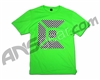Exalt Neon Paintball T-Shirt - Lime