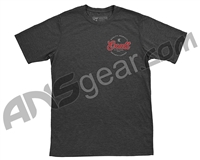 Exalt Ontario Paintball T-Shirt - Charcoal