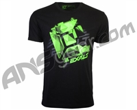 Exalt TriStar Paintball T-Shirt - Black
