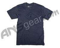 Exalt Workshop Paintball T-Shirt - Blue