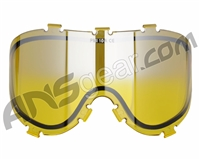 Empire/Extreme Rage X-Ray & 20/20 Thermal Lens - Yellow Mirror Gradient (21451)