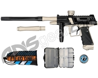 Field One Tactical Division Status G6R - Black/Dust Nickel