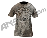 Fightco MMA Battle T-Shirt - Brown