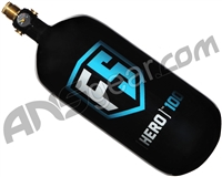 First Strike Hero Guerrilla Carbon Fiber Air Tank - 100/4500 - Black