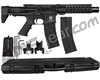 First Strike Tiberius Arms T15 PDW Paintball Gun - Black