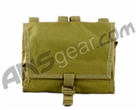 Full Clip Gen 2 Horizontal Air Tank Pouch - Coyote