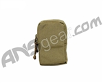 Full Clip Gen 2 General Purpose Small Vertical Pouch - Coyote