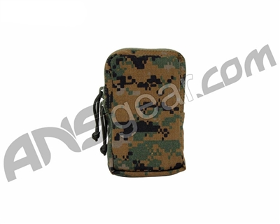 Full Clip Gen 2 General Purpose Small Vertical Pouch - Digital Woodland