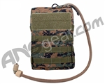 Full Clip Gen 2 Hydration Pouch - Digital Woodland