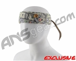Full Clip Headband - Real Money